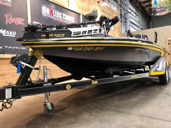 2012 Ranger Boats boat for sale, model of the boat is Z520 & Image # 6 of 17