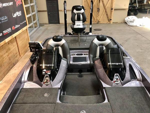 2012 Ranger Boats boat for sale, model of the boat is Z520 & Image # 7 of 17