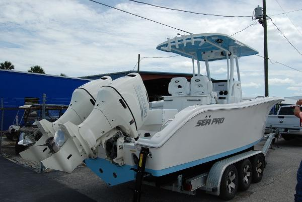 2020 Sea Pro boat for sale, model of the boat is 259 & Image # 11 of 17