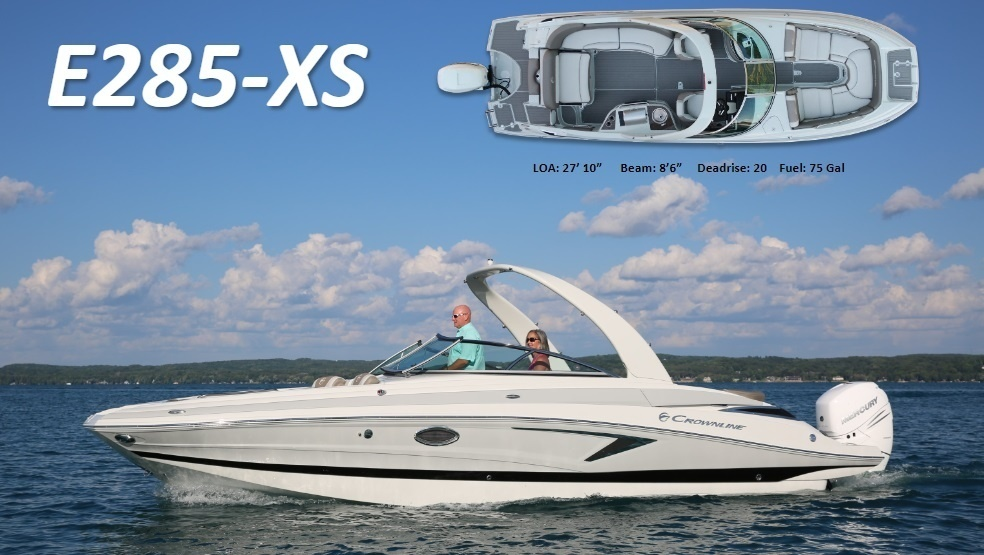 2022 Crownline E285 XS