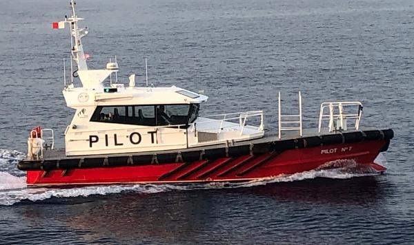 2018 Pilot Baltic Wavepiercer Pilot Boat