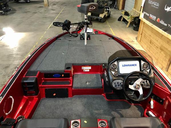 2021 Triton boat for sale, model of the boat is 189 TRX & Image # 9 of 18