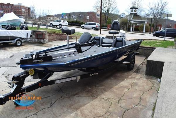 2020 Lund boat for sale, model of the boat is 1875 Renegade SS & Image # 9 of 56