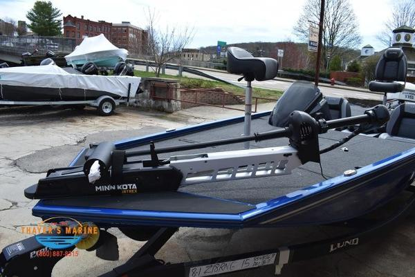 2020 Lund boat for sale, model of the boat is 1875 Renegade SS & Image # 21 of 56