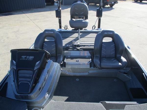 2021 Nitro boat for sale, model of the boat is Z19 & Image # 6 of 7
