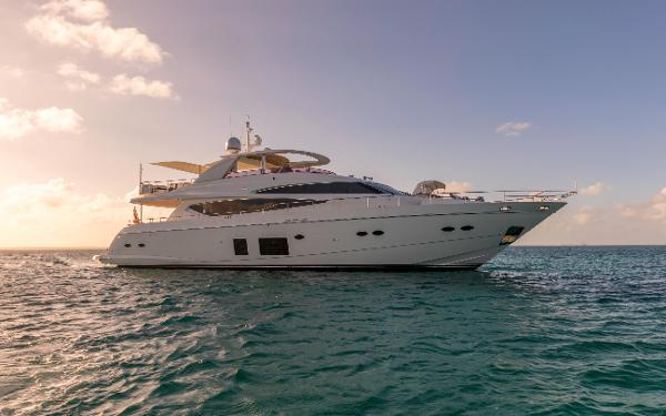2012 PRINCESS Motor Yacht