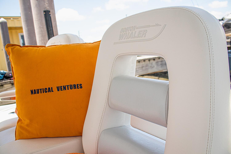 2015 Boston Whaler 320 Outrage Cuddy Cabin