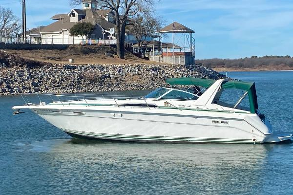 1992 Sea Ray 370 Sundancer