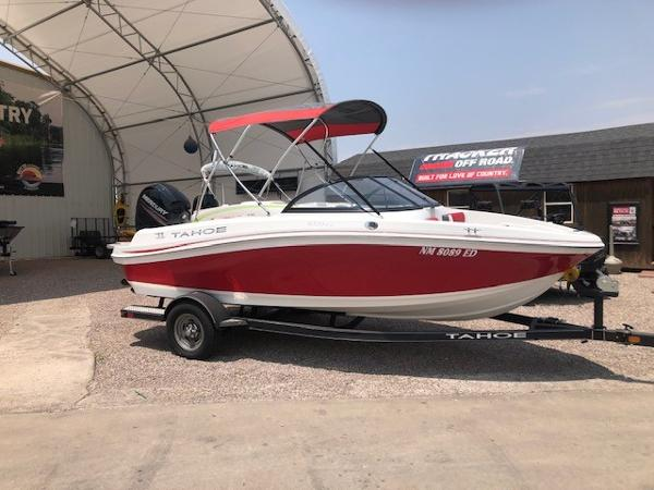 2017 Tahoe boat for sale, model of the boat is 450 TS & Image # 1 of 9