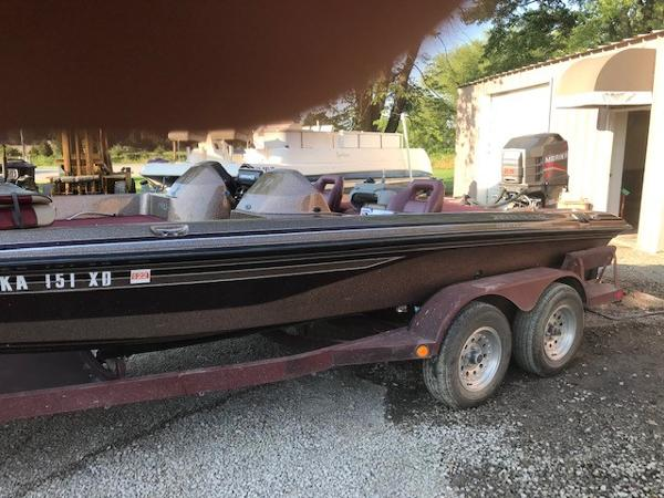 1995 Pro Craft boat for sale, model of the boat is 210DC & Image # 1 of 12