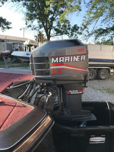 1995 Pro Craft boat for sale, model of the boat is 210DC & Image # 7 of 12