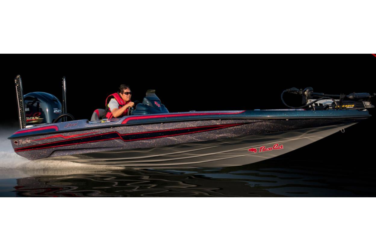 Image of 2022 Bass Cat Caracal SP