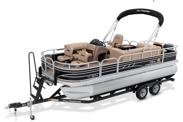 2021 SUN TRACKER FISHIN' BARGE 20 DLX for sale