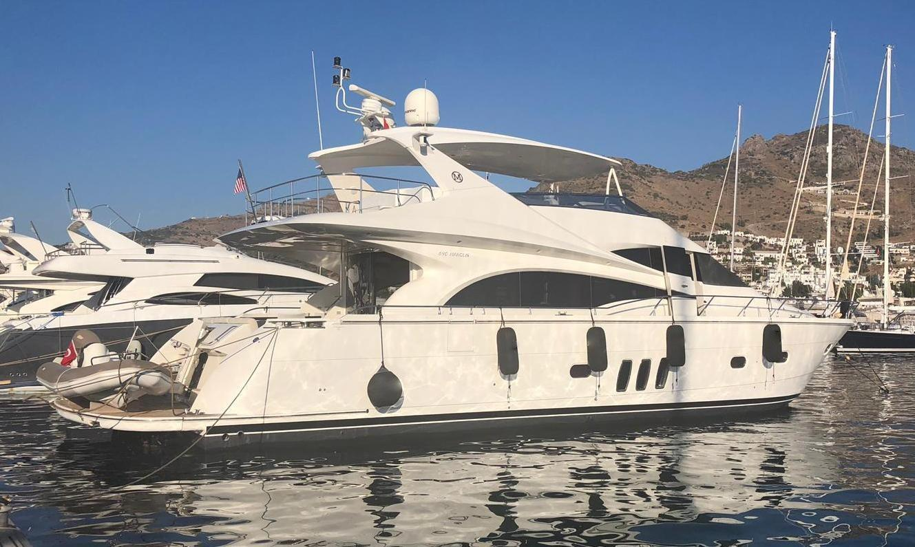 71' Marquis 2008