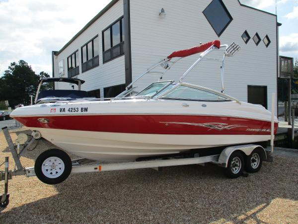2009 Chaparral 210 SS