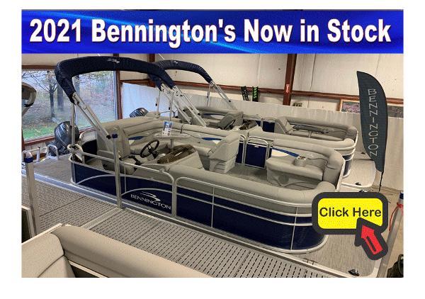 2021 Bennington 20 to 24' SVSR NOW IN STOCK thumbnail