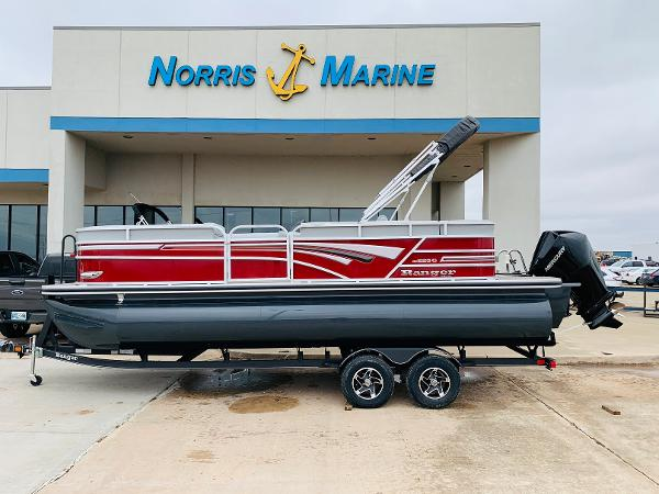 2021 Ranger Boats boat for sale, model of the boat is Reata 223C & Image # 1 of 41