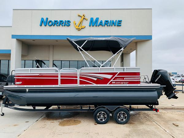 2021 Ranger Boats boat for sale, model of the boat is Reata 223C & Image # 2 of 41