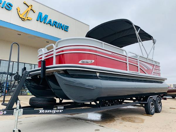 2021 Ranger Boats boat for sale, model of the boat is Reata 223C & Image # 3 of 41
