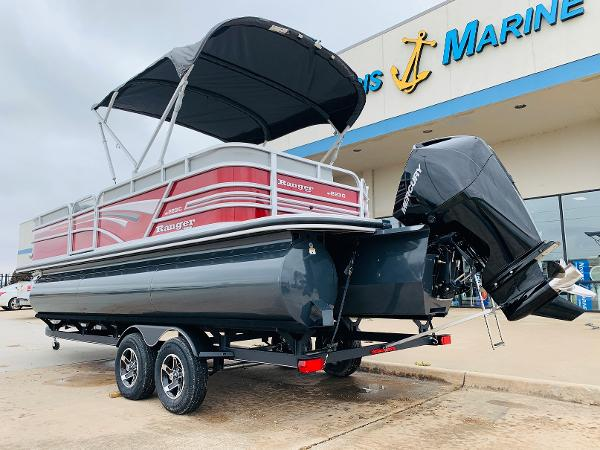2021 Ranger Boats boat for sale, model of the boat is Reata 223C & Image # 9 of 41