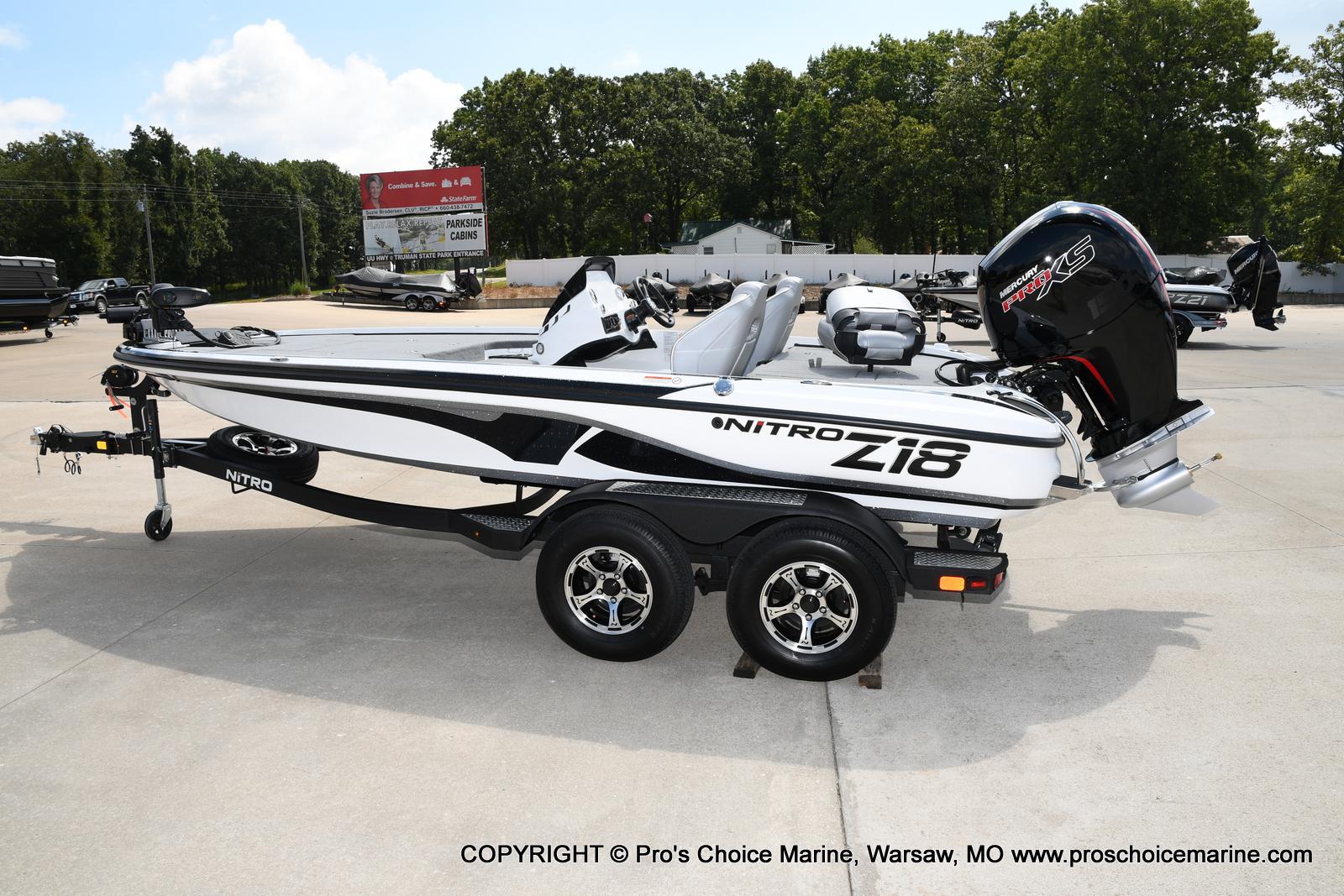 2021 Nitro boat for sale, model of the boat is Z18 & Image # 33 of 50