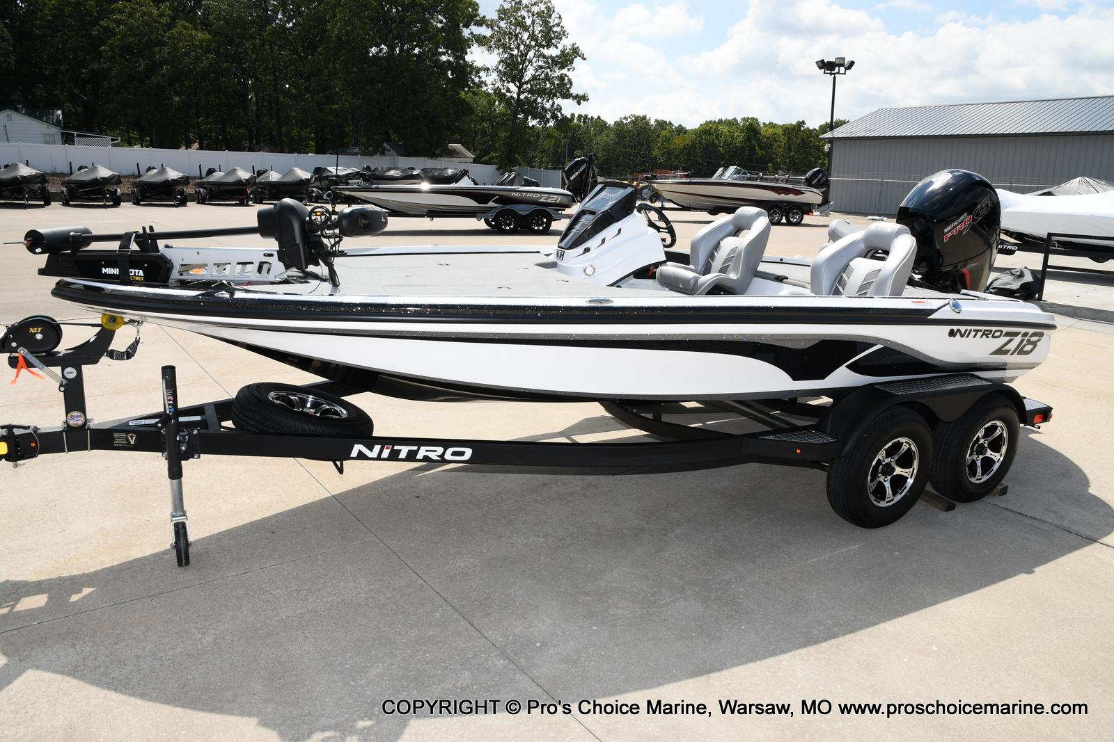 2021 Nitro boat for sale, model of the boat is Z18 & Image # 46 of 50