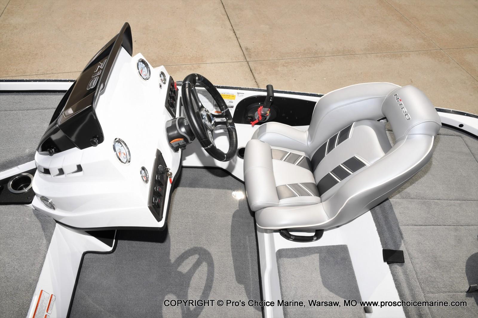 2021 Nitro boat for sale, model of the boat is Z18 & Image # 40 of 50