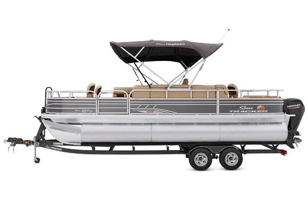 2021 Sun Tracker boat for sale, model of the boat is Fishin' Barge 22 XP3 & Image # 9 of 71