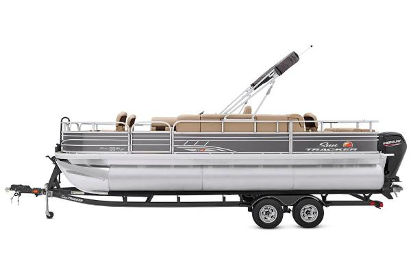 2021 Sun Tracker boat for sale, model of the boat is Fishin' Barge 22 XP3 & Image # 10 of 71