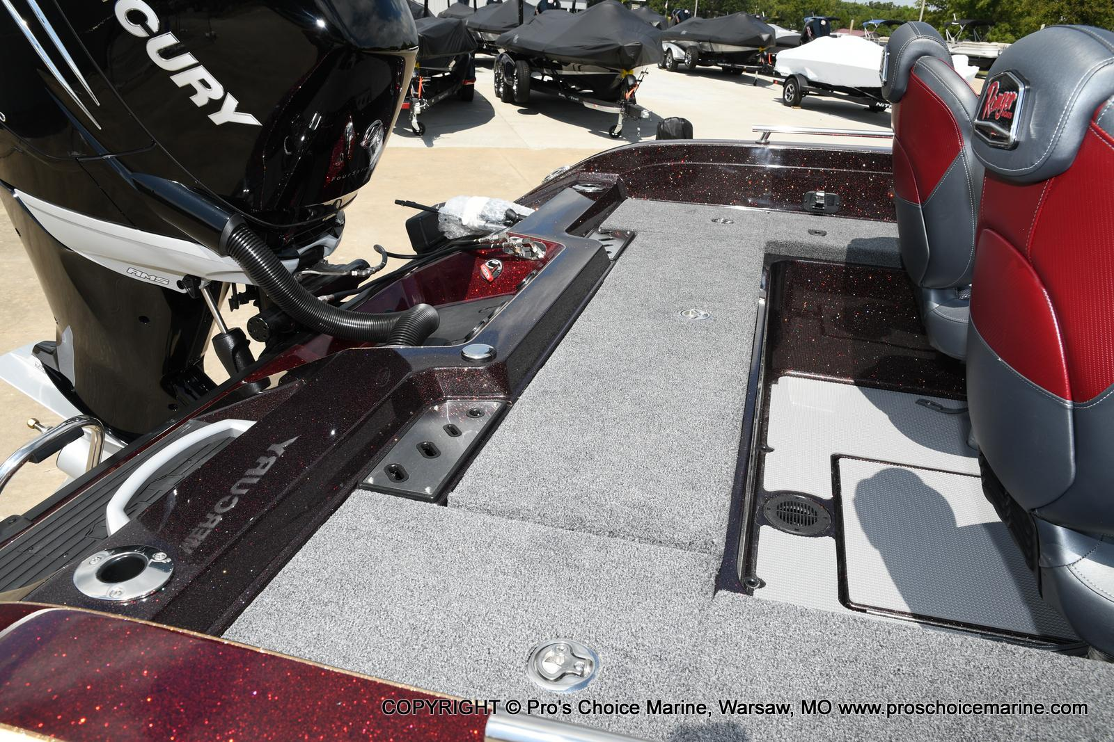2021 Ranger Boats boat for sale, model of the boat is 621FS PRO w/400HP VERADO & Image # 39 of 50