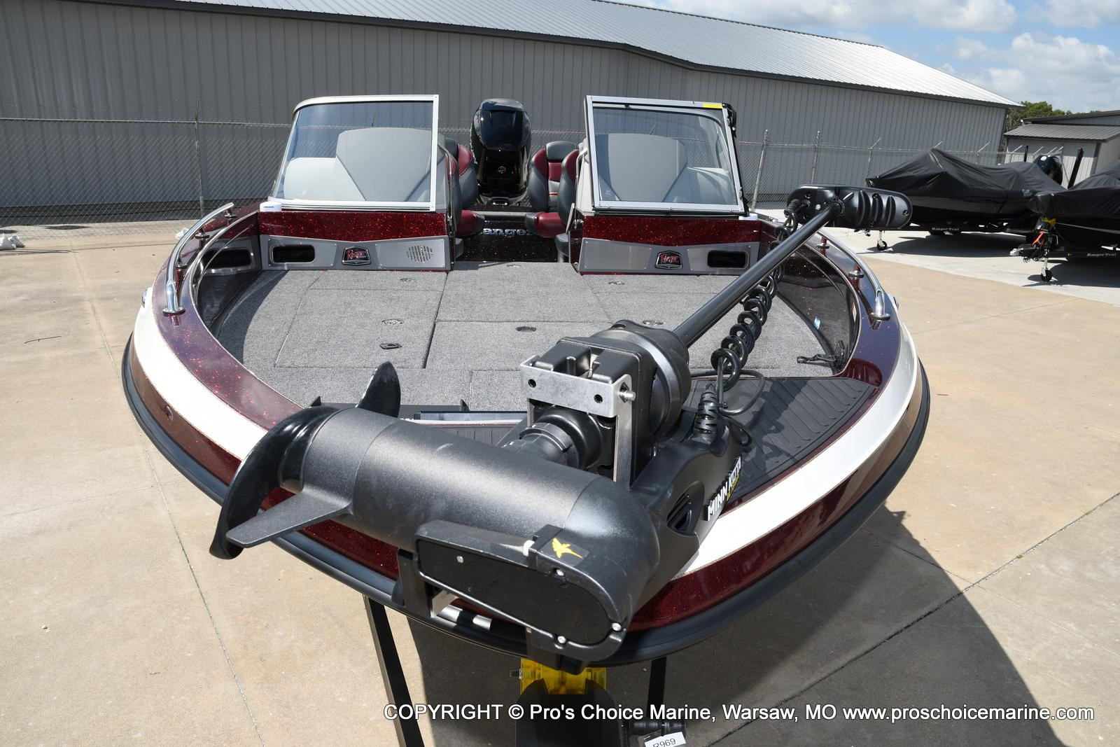2021 Ranger Boats boat for sale, model of the boat is 621FS PRO w/400HP VERADO & Image # 7 of 50