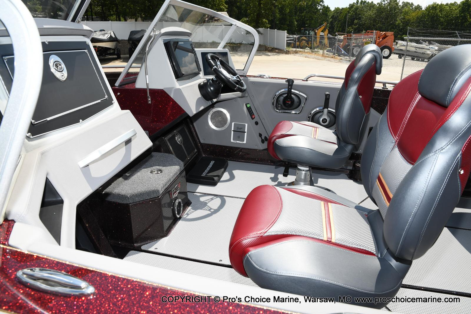 2021 Ranger Boats boat for sale, model of the boat is 621FS PRO w/400HP VERADO & Image # 40 of 50