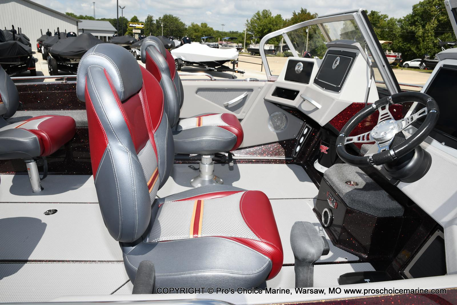 2021 Ranger Boats boat for sale, model of the boat is 621FS PRO w/400HP VERADO & Image # 50 of 50