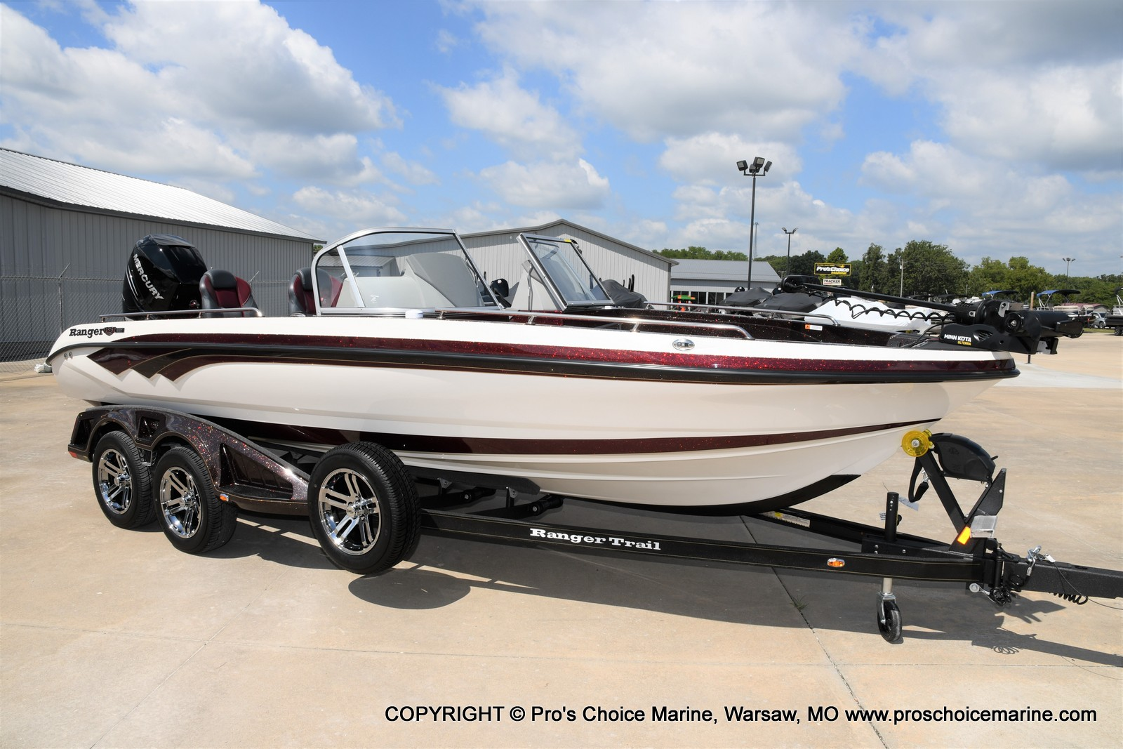 2021 Ranger Boats boat for sale, model of the boat is 621FS PRO w/400HP VERADO & Image # 2 of 50