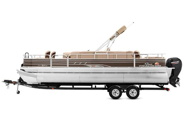 2021 Sun Tracker boat for sale, model of the boat is Fishin' Barge 24 XP3 & Image # 13 of 81