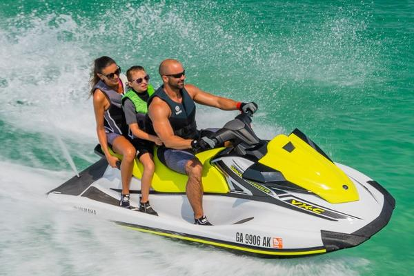 2019 Yamaha boat for sale, model of the boat is VX-C & Image # 2 of 10