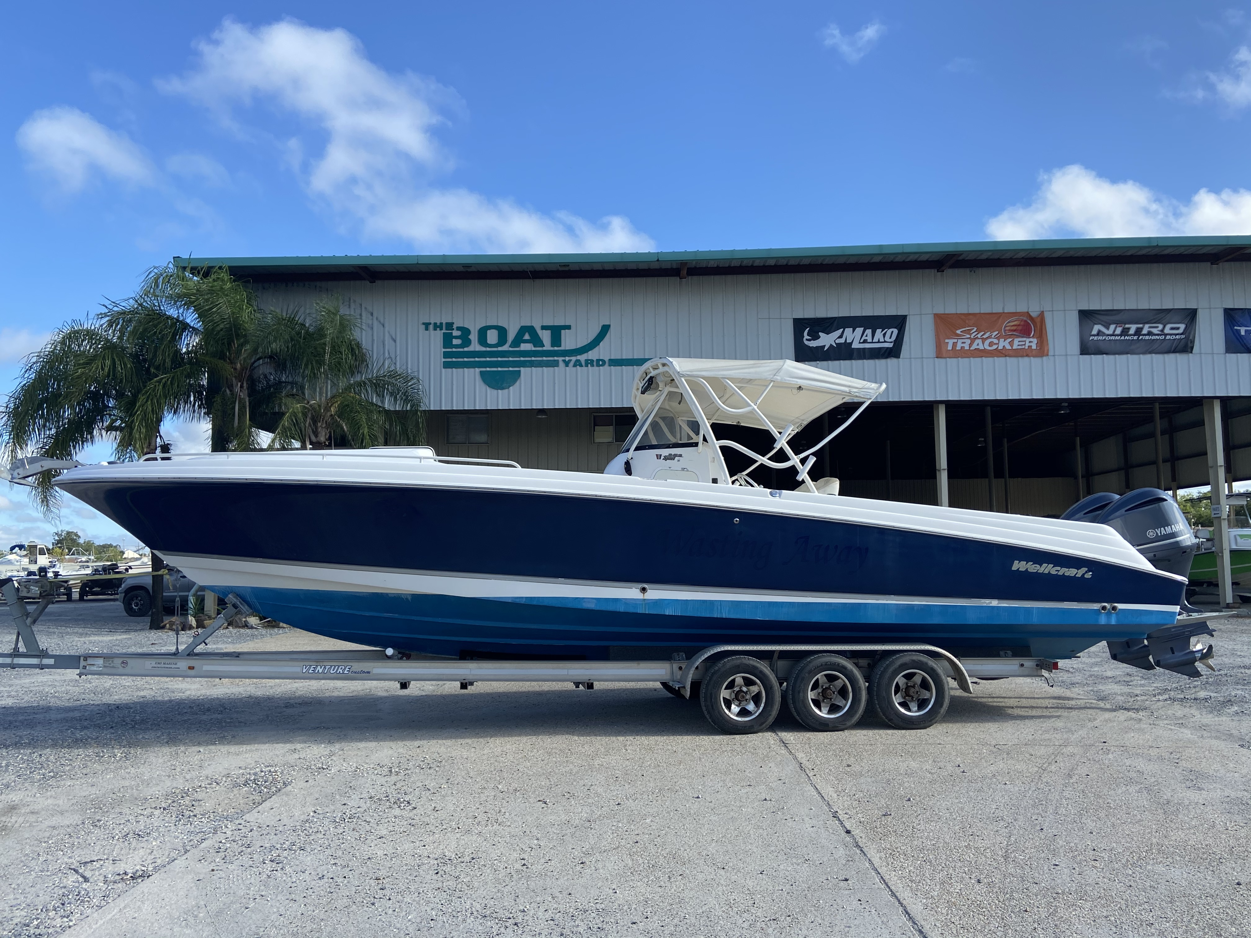 2006 WELLCRAFT 352 SPORT for sale