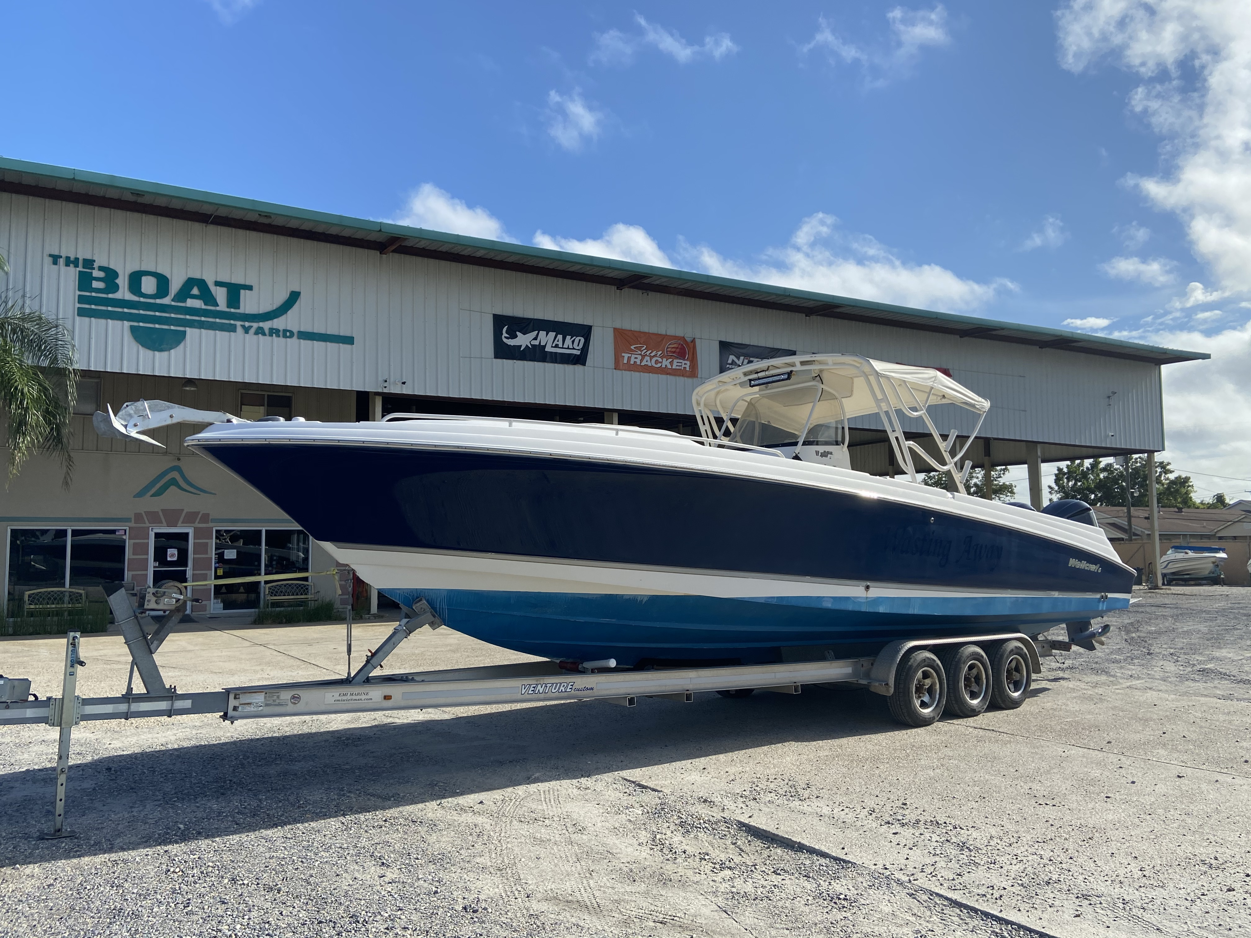 2006 Wellcraft boat for sale, model of the boat is 352 Sport & Image # 10 of 27