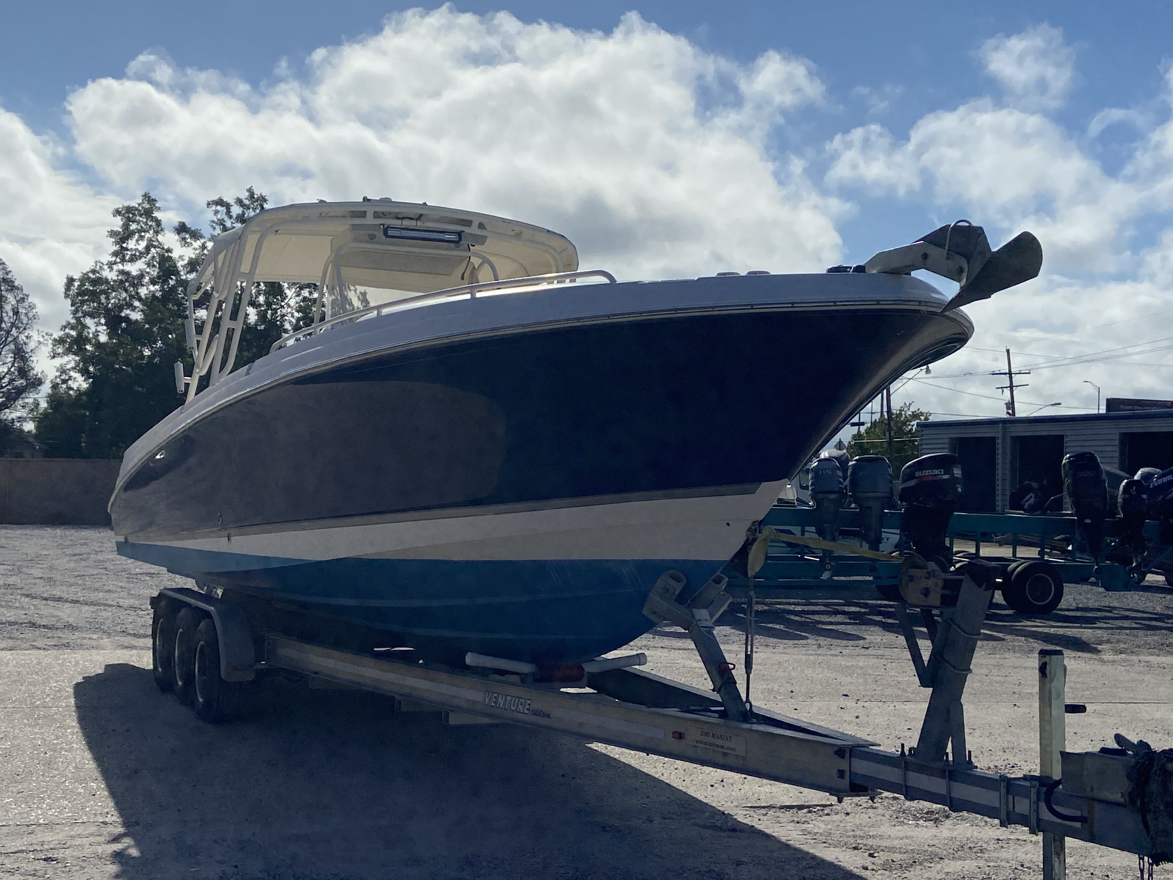 2006 Wellcraft boat for sale, model of the boat is 352 Sport & Image # 4 of 27