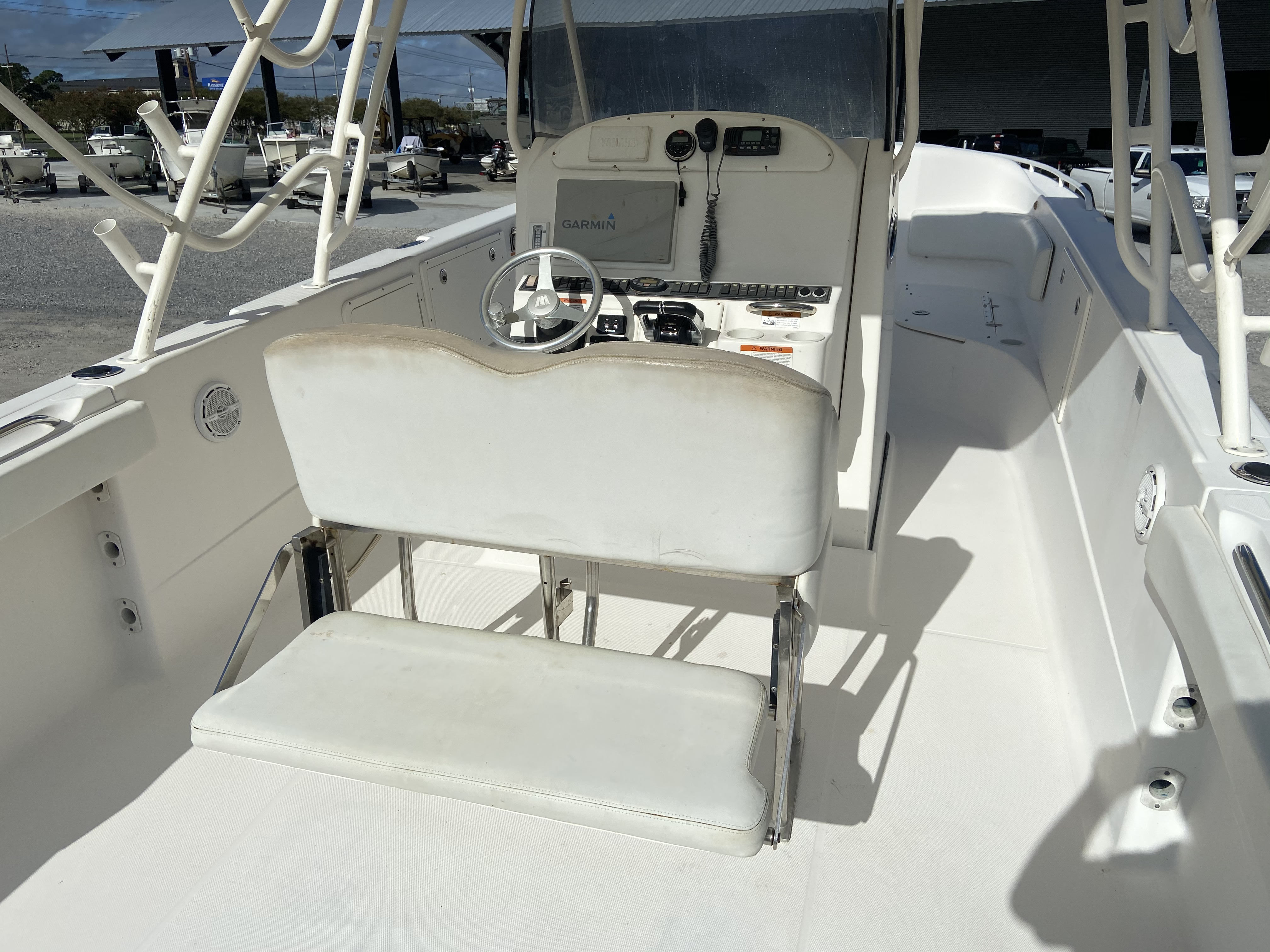 2006 Wellcraft boat for sale, model of the boat is 352 Sport & Image # 13 of 27