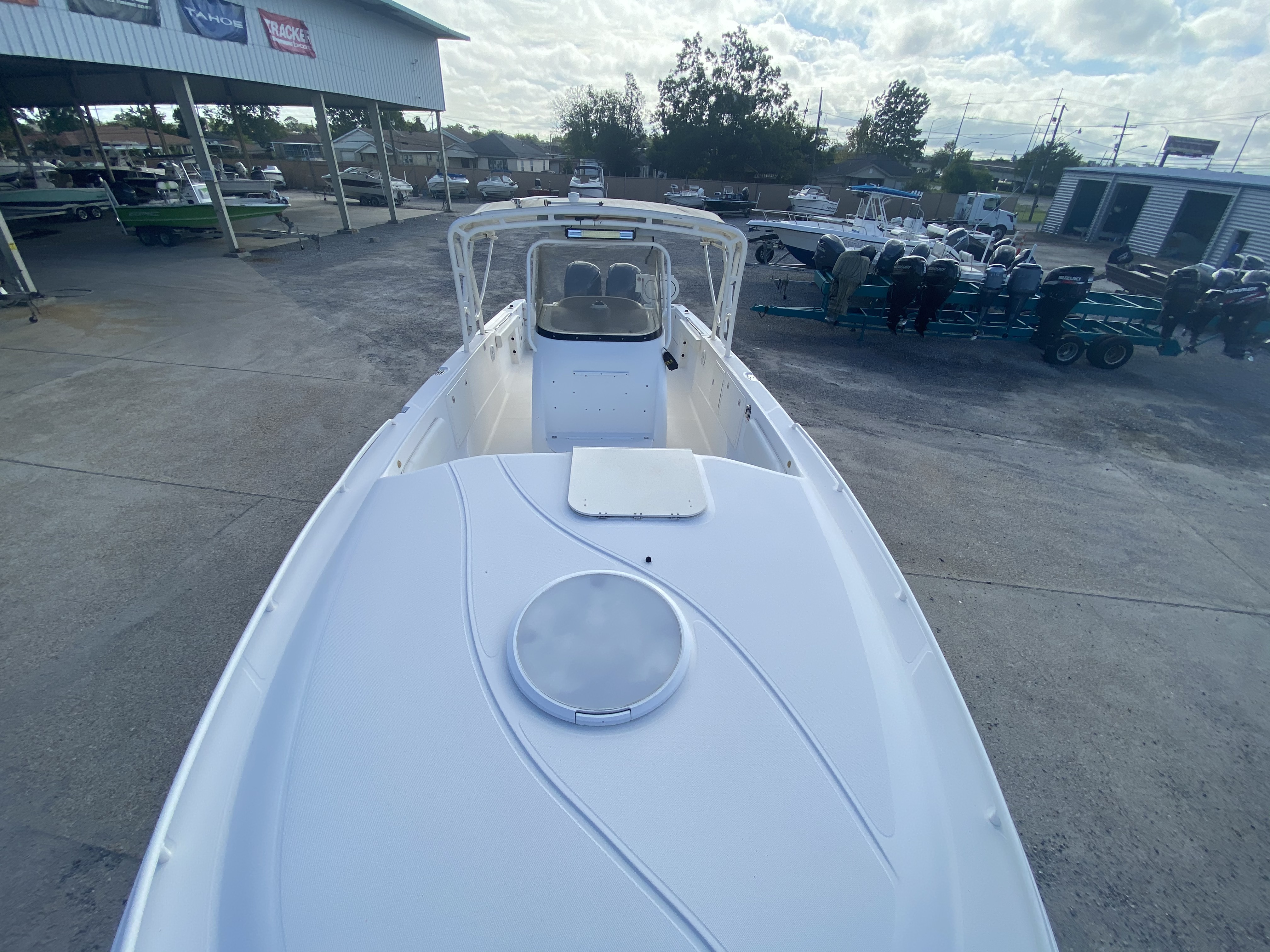 2006 Wellcraft boat for sale, model of the boat is 352 Sport & Image # 21 of 27