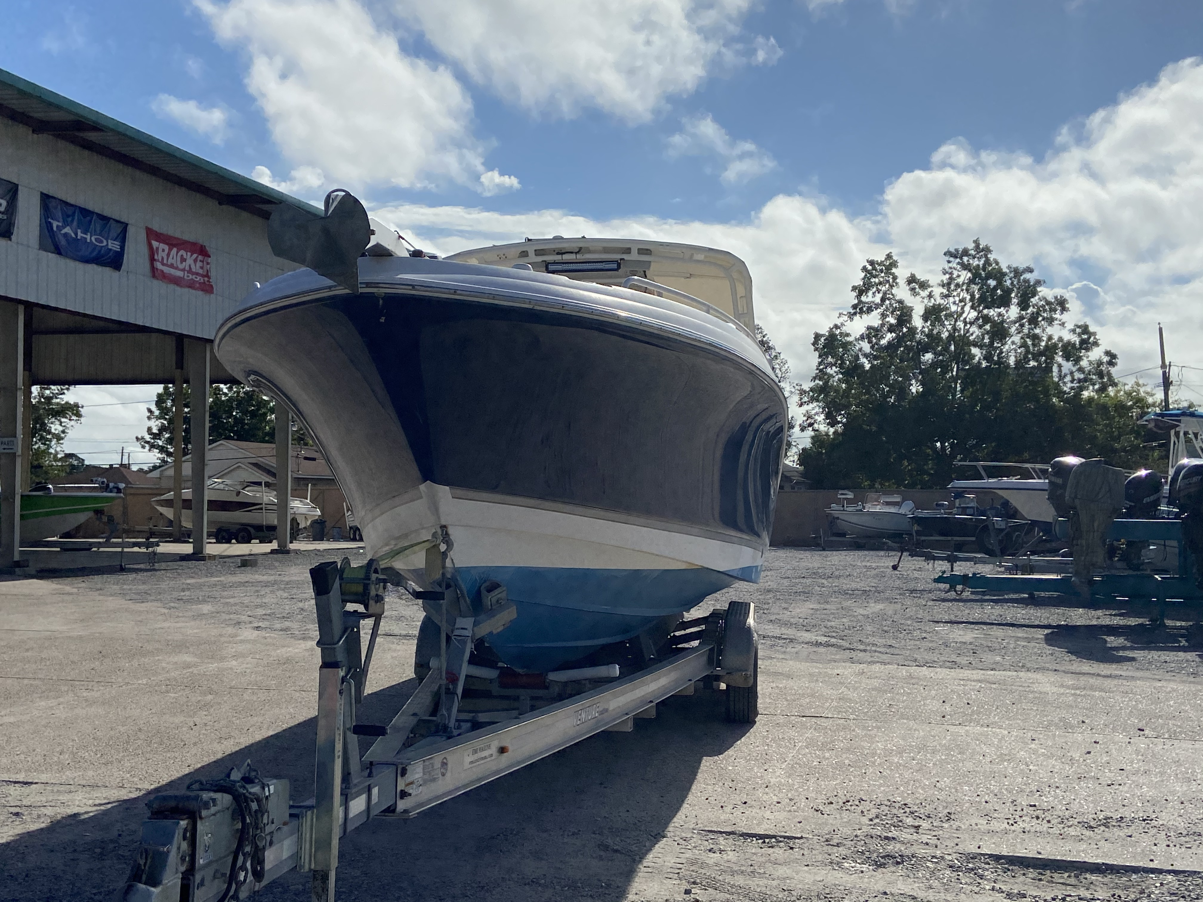 2006 Wellcraft boat for sale, model of the boat is 352 Sport & Image # 25 of 27
