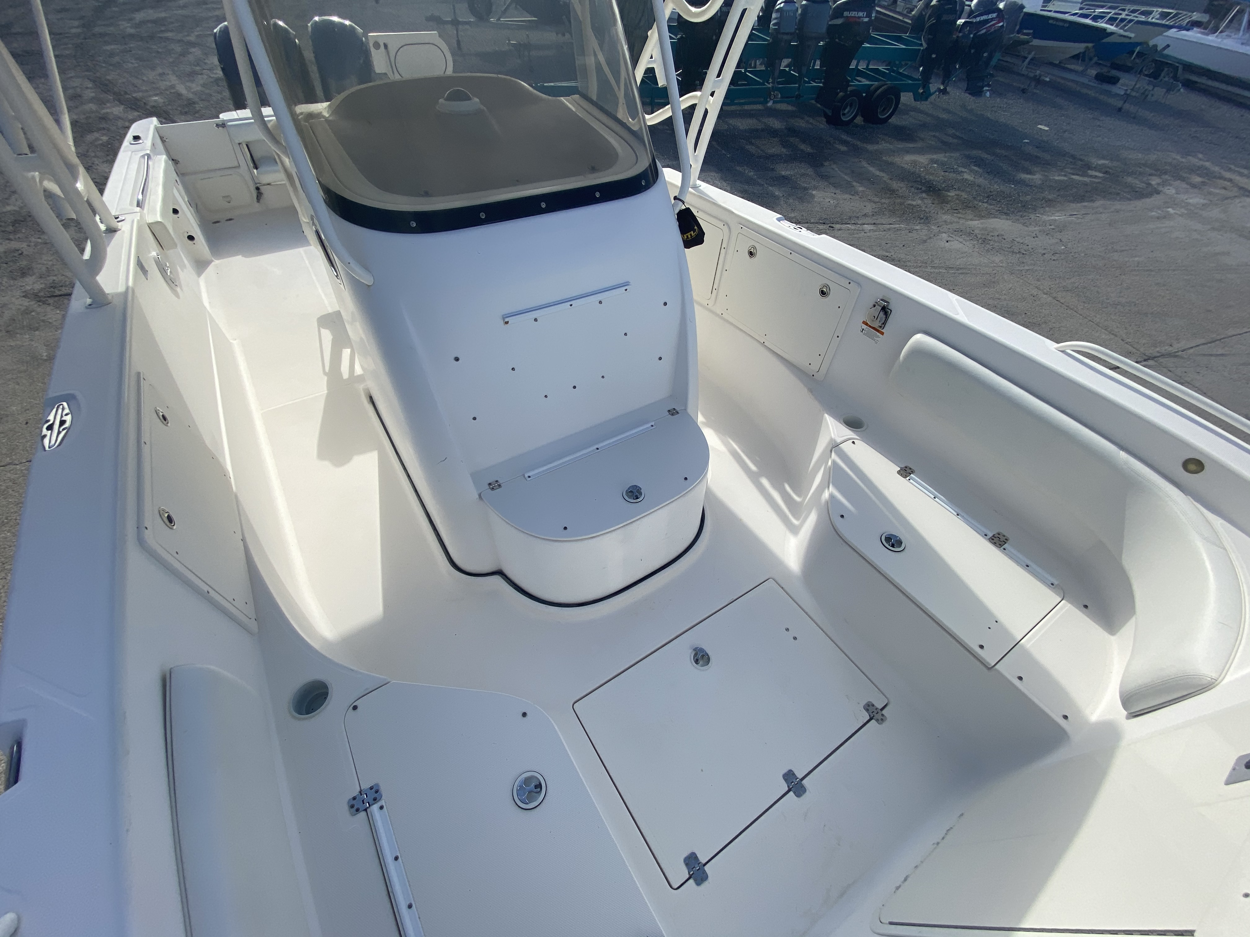 2006 Wellcraft boat for sale, model of the boat is 352 Sport & Image # 27 of 27