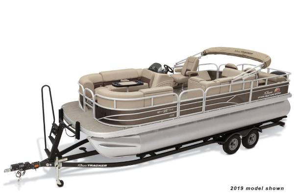 2021 Sun Tracker boat for sale, model of the boat is SportFish 22 XP3 & Image # 1 of 15