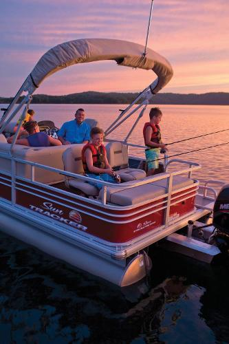 2020 Sun Tracker boat for sale, model of the boat is SportFish 22 XP3 & Image # 7 of 15