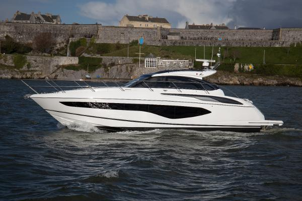 Princess Motor Yacht Sales - Used Princess V50 Open