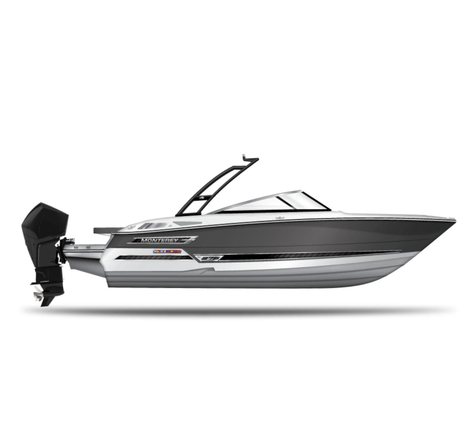 2022 Monterey 275 Super Sport