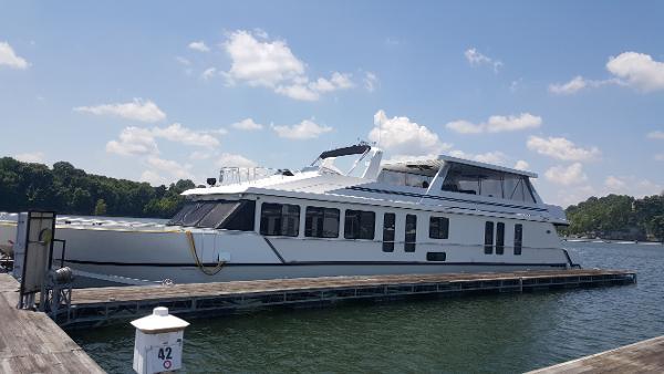 1999 STARDUST 17 X 100 Houseboat