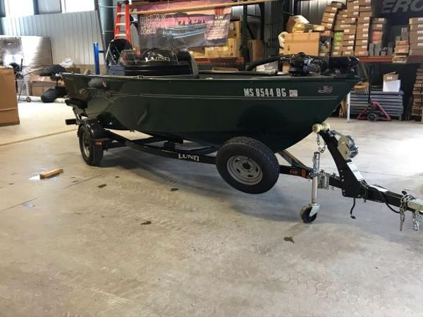 2016 LUND 1650 REBEL XS for sale