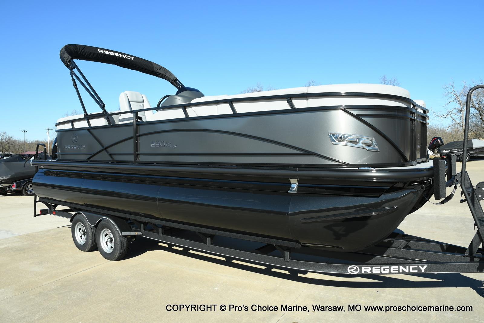 2021 Regency boat for sale, model of the boat is 230 DL3 w/250HP Mercury Verado 4 Stroke & Image # 46 of 50